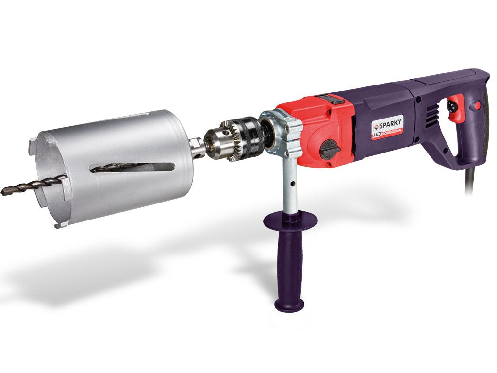 Bbk 1100e Core Drill Set