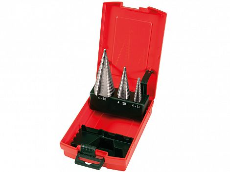 Step Drill Bits Set Premium