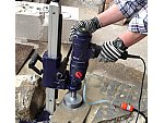 Drill stand for diamond drills