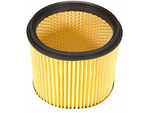 Cellulose pleated filter