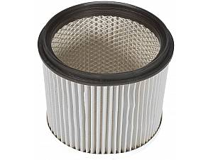 Polyester pleated filter