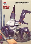 Power tools catalog 1996-1999