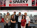 SPARKY on the Hardware & Tools exhibition in Dubai