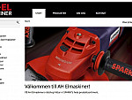 AH Elmaskiner - SPARKY new distributor in Sweden