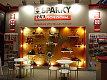 SPARKY met many partners and clients at MosBuild 2012