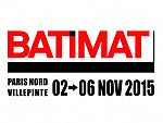 SPARKY at the International Exhibition BATIMAT in Paris, 02-06 Nov 2015